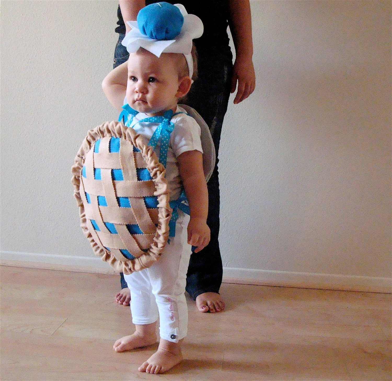 Baby Costume Pie Costume Infant Halloween Costume Food Costume