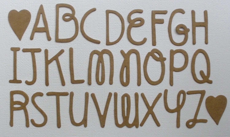 Block Letter Fonts