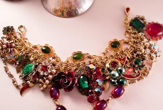 Vintage Victorian Bracelet