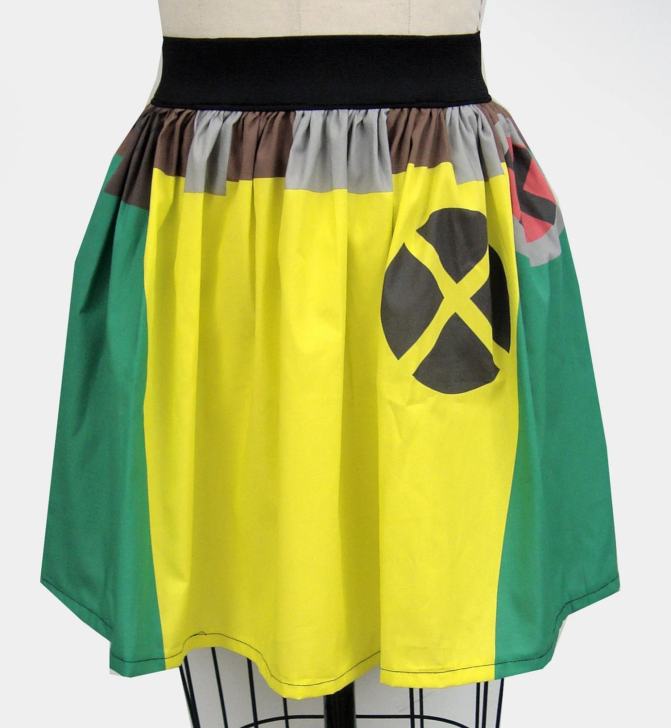 Going Rogue Full Skirt