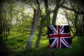 Queen size British Flag Quilt - - HouseofdeVeer