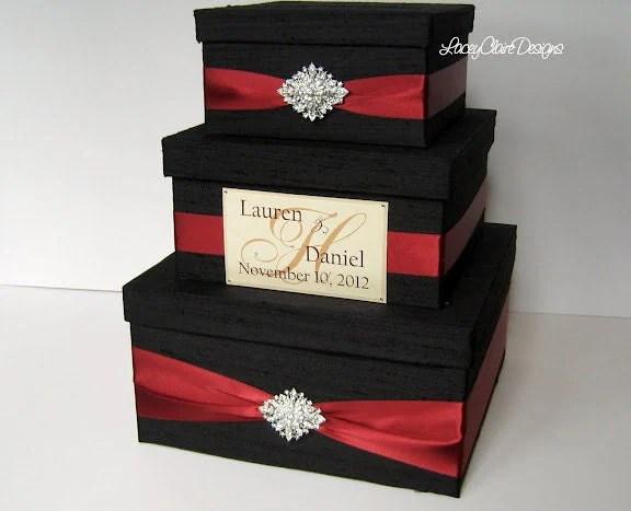 Wedding Gift Box Card Box Money Holder Envelope Reception