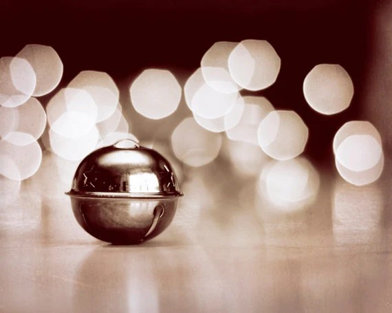 Items Similar To Christmas Photography Brown Holiday Decor Bokeh Lights Sparkle Sparkly