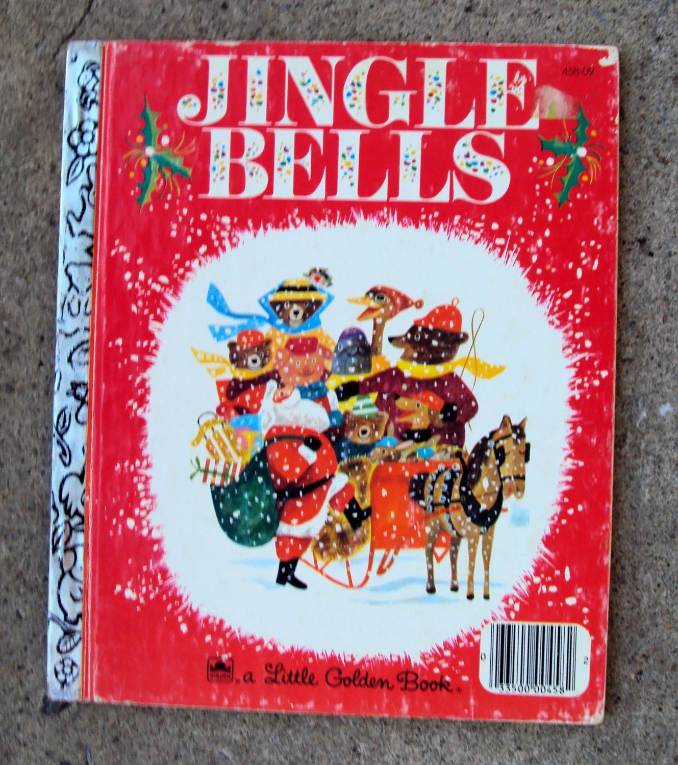 Jingle Bells By Kathleen Daly J P By Exceedinglywellread