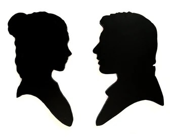 Download Han solo silhouette | Etsy