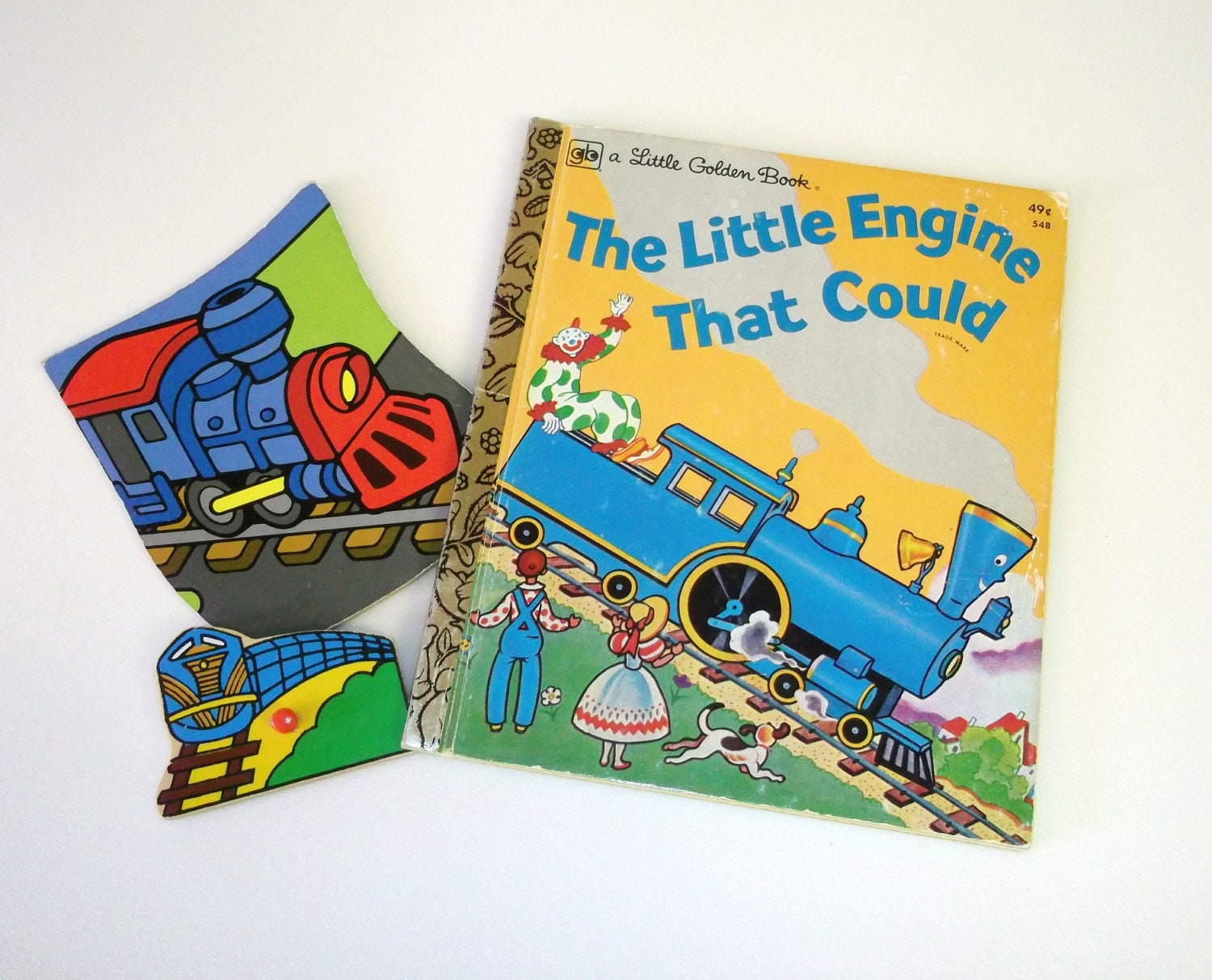 The Little Engine That Could A Little Golden Book By