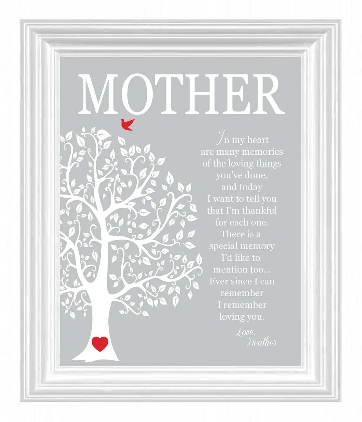 Mothers Day Gift Personalized Gift For Mom Mother