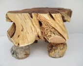 Utah Juniper Stump Table - 2woodhunters
