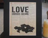 Love Crosses Oceans (Kaza...