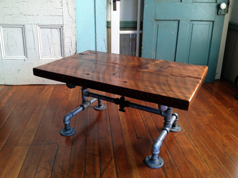 Reclaimed Barn Wood Table Coffee Table By HammerHeadCreations