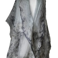 Art To Wear: Anna Kantorysinska Scarves