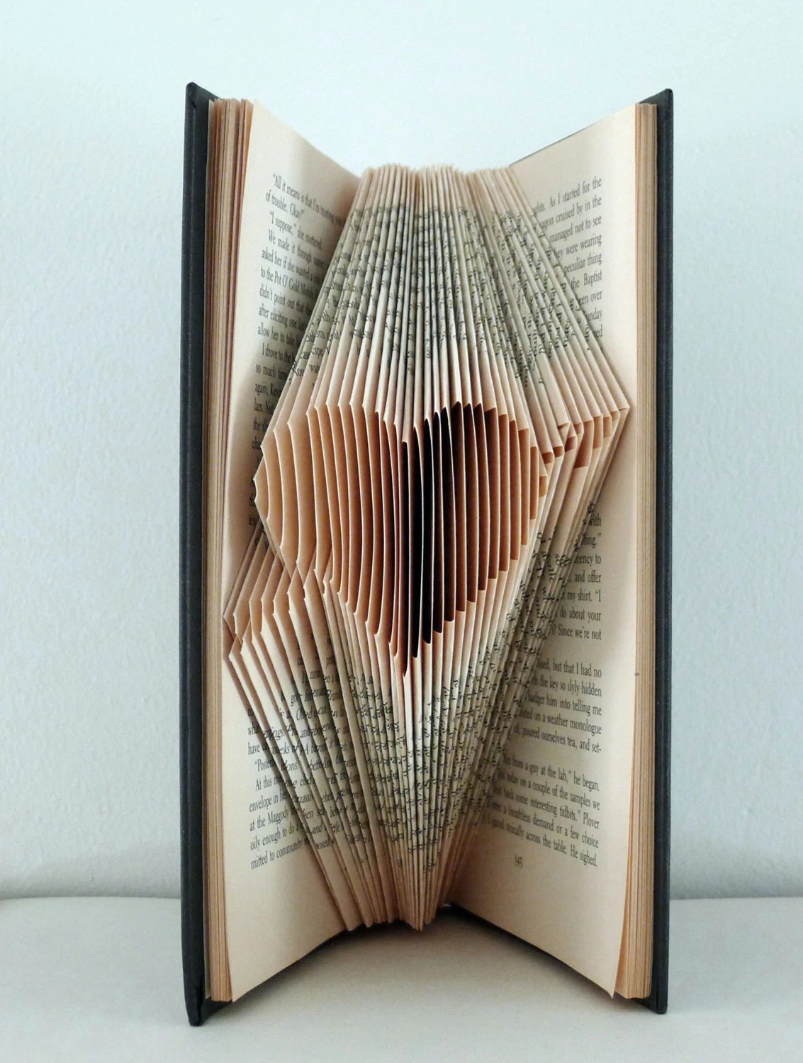 Gift for Boyfriend - Girlfriend - Anniversary Gift - Small Heart with Arrow - I Love You - Recycled Art - Love
