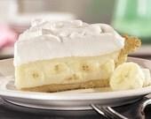Banana Cream Pie Oh so yummy  scented Soy wax tarts set of 5 - wonderfulscents