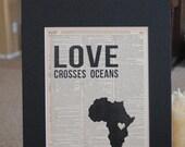 Love Crosses Oceans (Rwan...