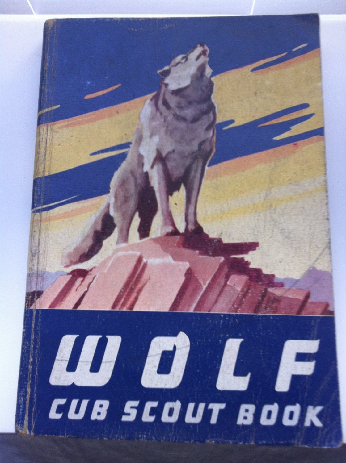 Wolf Cub Scout Manual S By Pompeycollectibles On Etsy