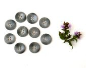 Grey And White Vintage  Small Buttons - CostaSul