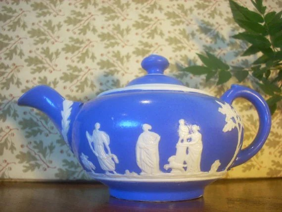 Late 19th century Victorian teapot
