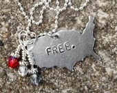 Free USA Aluminum Stamped...
