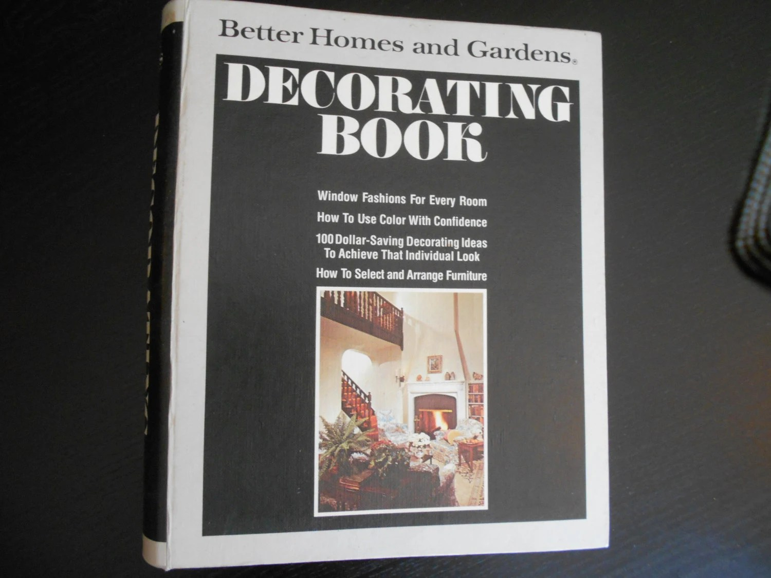 1979 Better Homes And Gardens Decorating Book