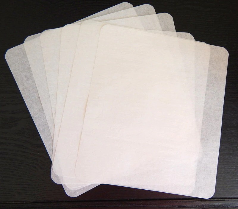parchment paper for writing letters Boxes,'' in which books, letters, papers, etc, were kept long before the time   custom of erasing or washing out the writing on parchment and of using it as new .