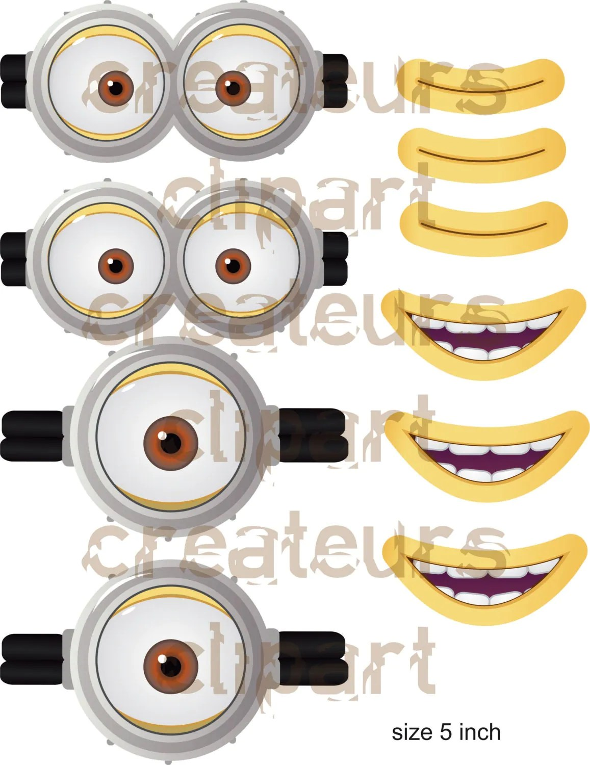 image about Minion Goggle Printable identify Minion Goggles Template. gles template lower out do-it-yourself minion