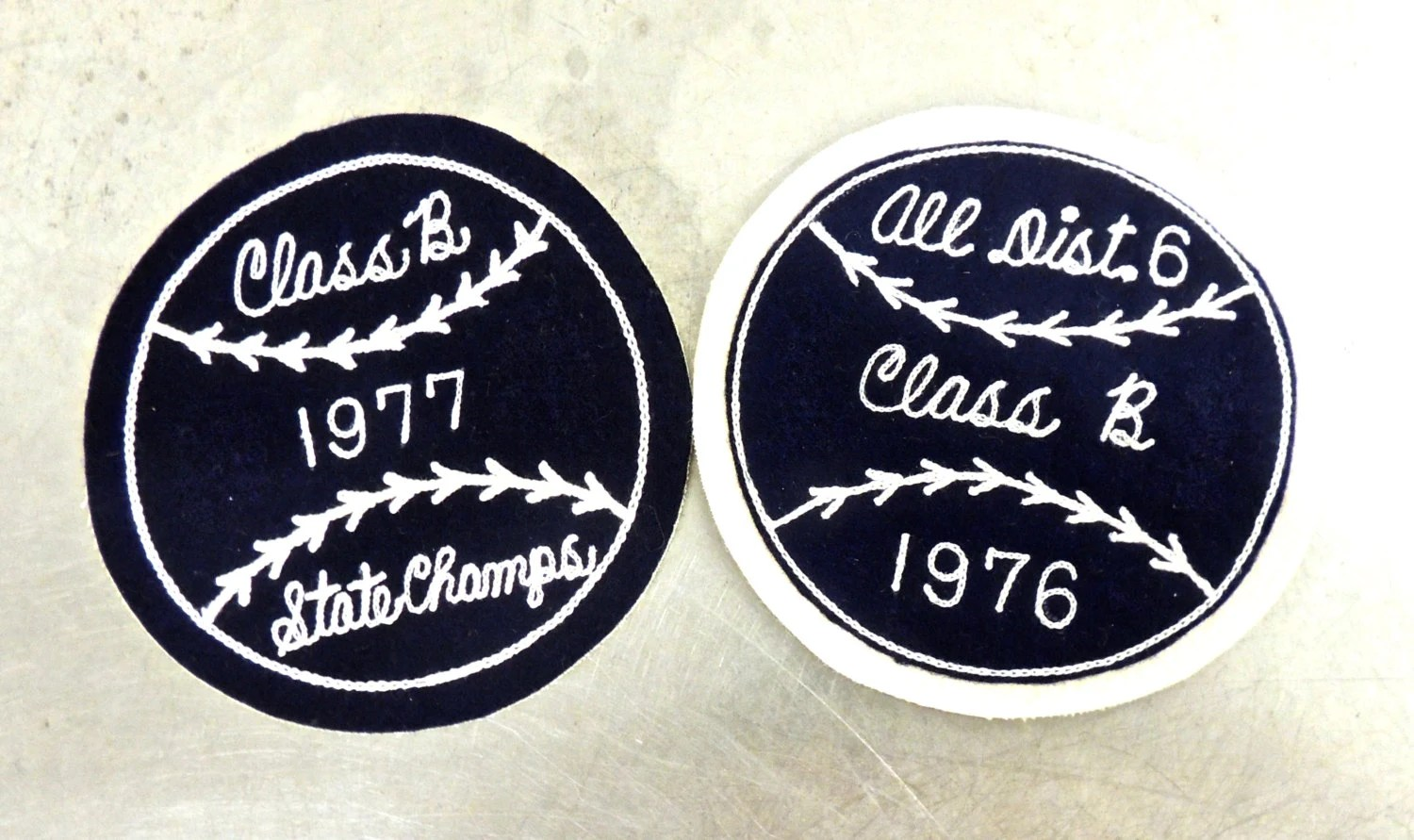 Letterman Jacket Patches - YouTube