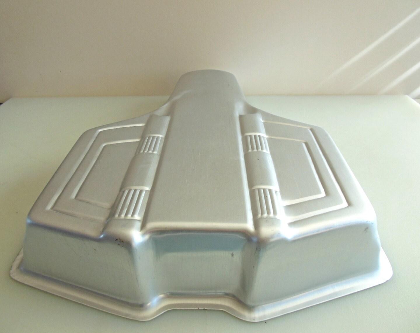 S Wilton Cake Pan Star Wars Spaceship Rare No