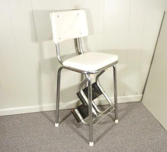 Admirable Kitchen Chair Step Stool Red Vintage Stool Step Stool Spiritservingveterans Wood Chair Design Ideas Spiritservingveteransorg