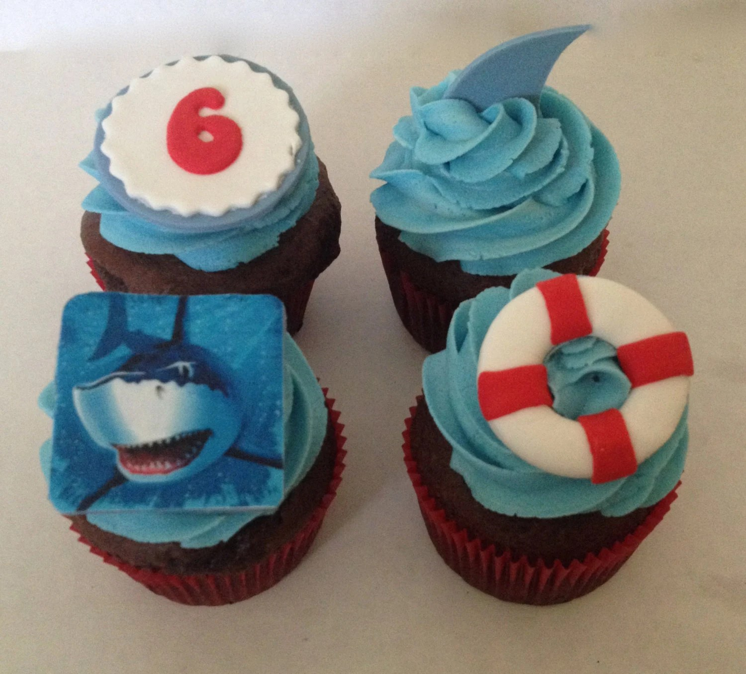 Video Game Controller Cupcake And Cake Toppers