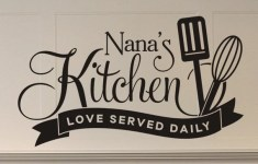 Most Beautiful Nanas Kitchen That Will Leave Your Breathless