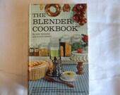 1961 The Blender Cookbook...