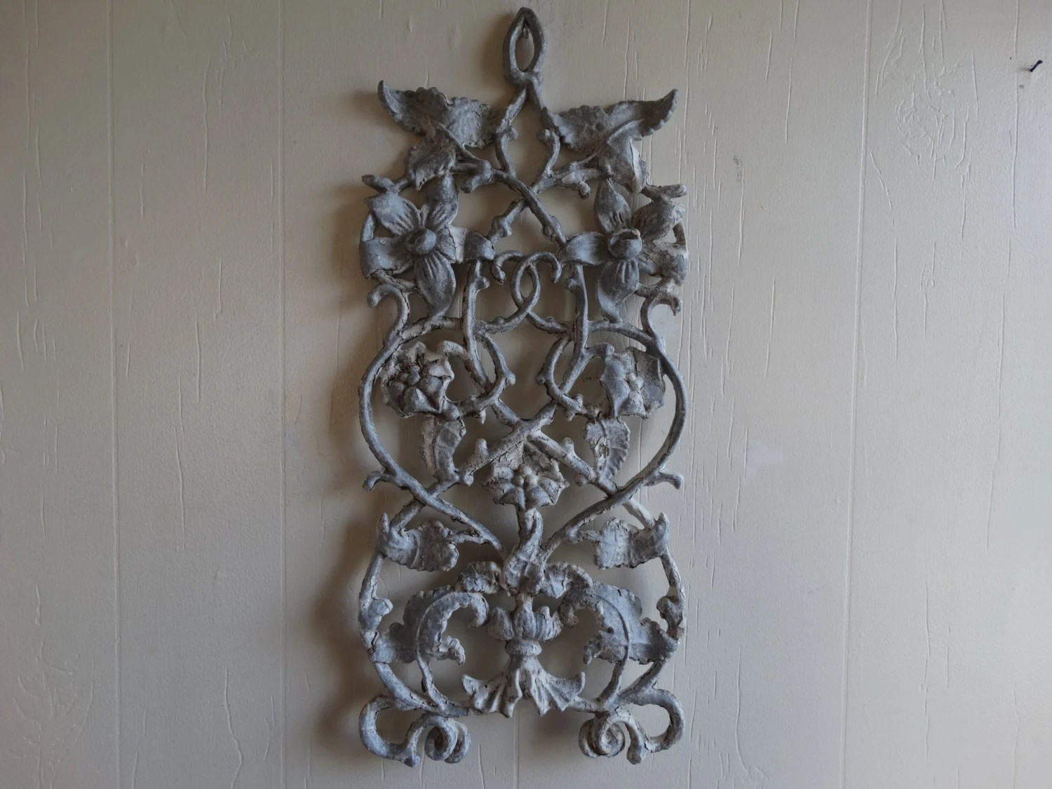 Metal Architectural Salvage Wall Decor