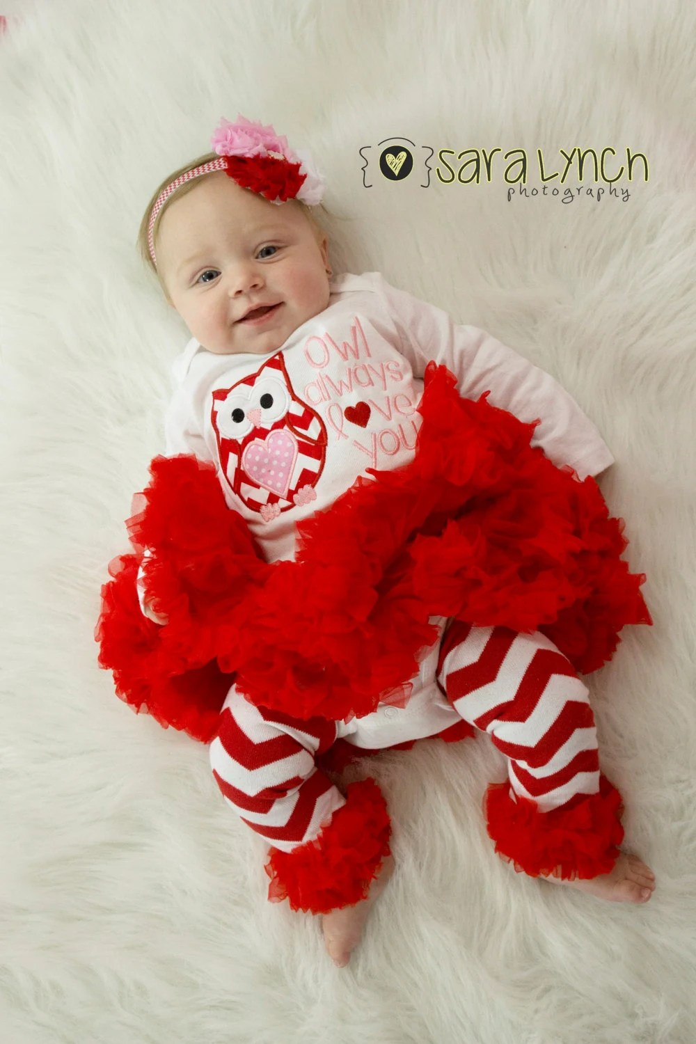 Owl Always Love You Valentines Day Outfit 1st By CEBowtique