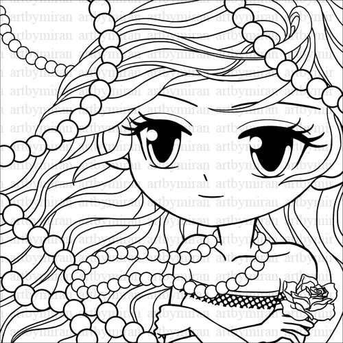 pretty girl coloring pages to print cooloring com