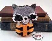 Rocket Raccoon plushie (m...