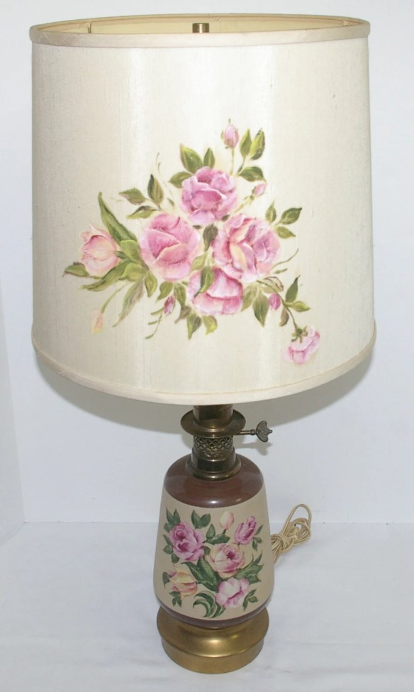 Vintage 1960s Table Lamp ...