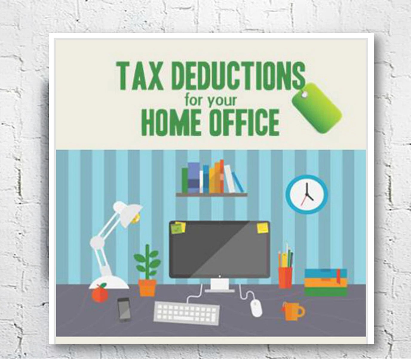 Small Business Tax Deduction Worksheet