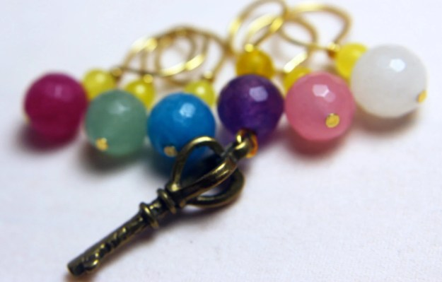 Key Master Stitch Markers...