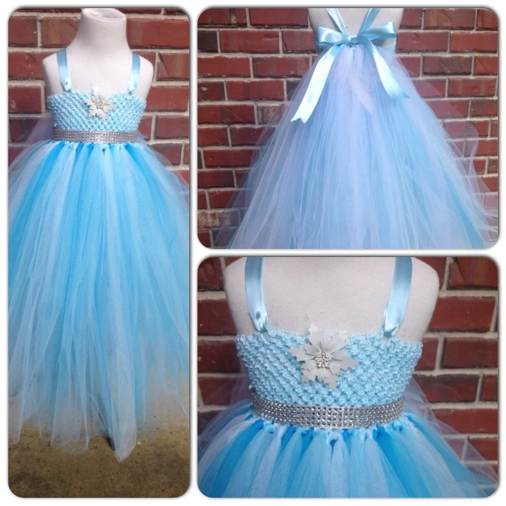 Popular Items For Elsa Dress On Etsy