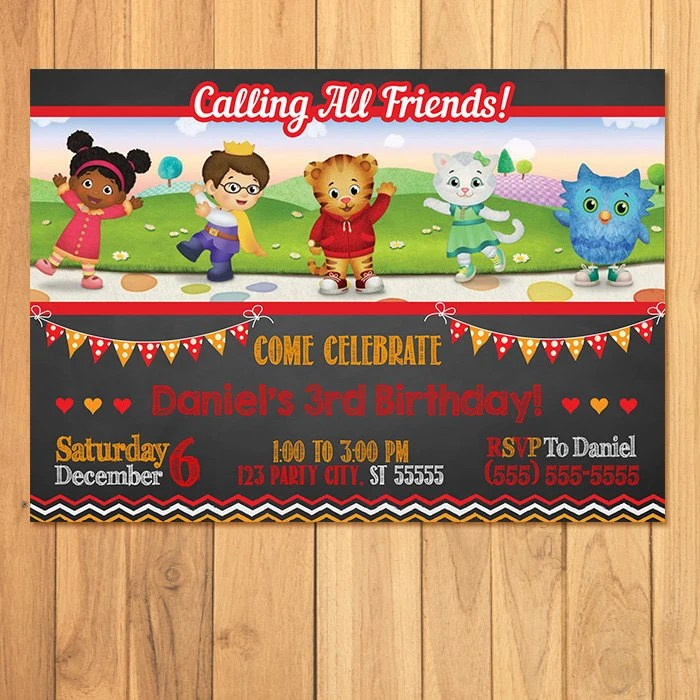 Printable Birthday Invitations 4x6