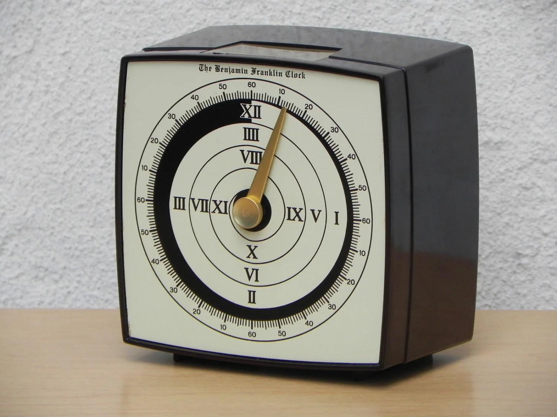 Benjamin Franklin Clock By Paragon Electric