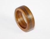 Bent Wood Ring - Santos R...