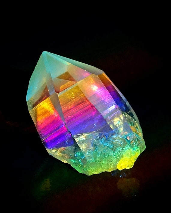Positive Energy Crystals