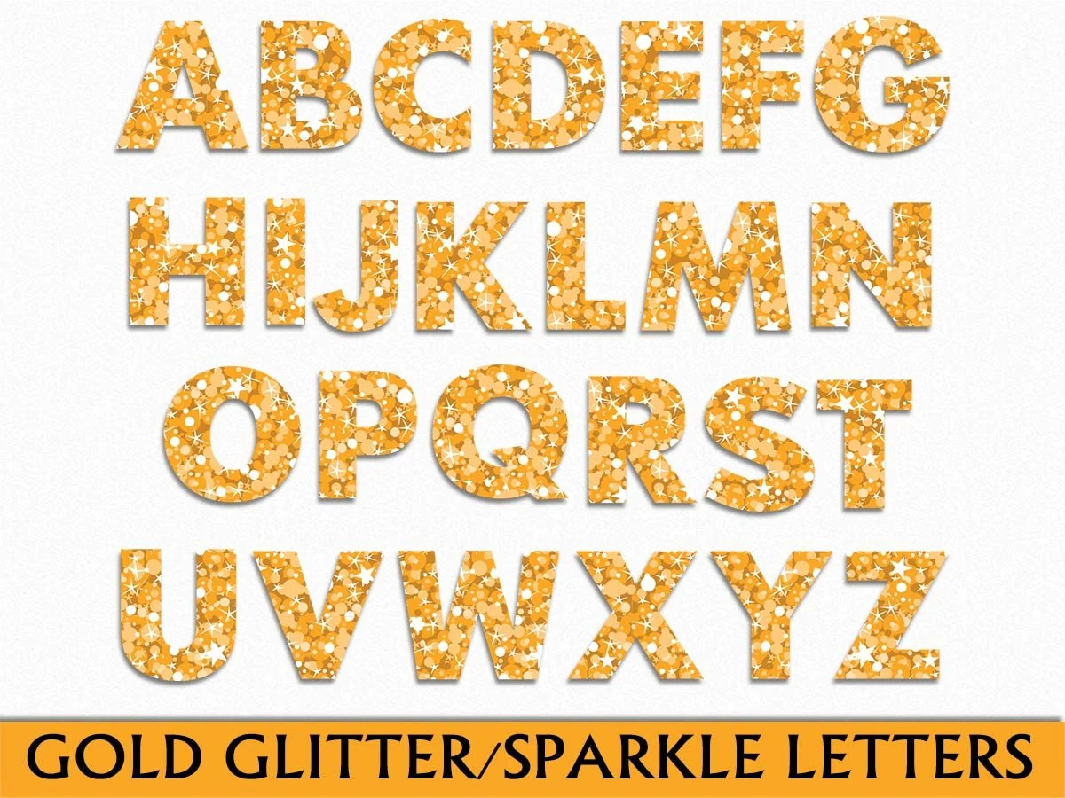Alphabet Letters Full Page Size