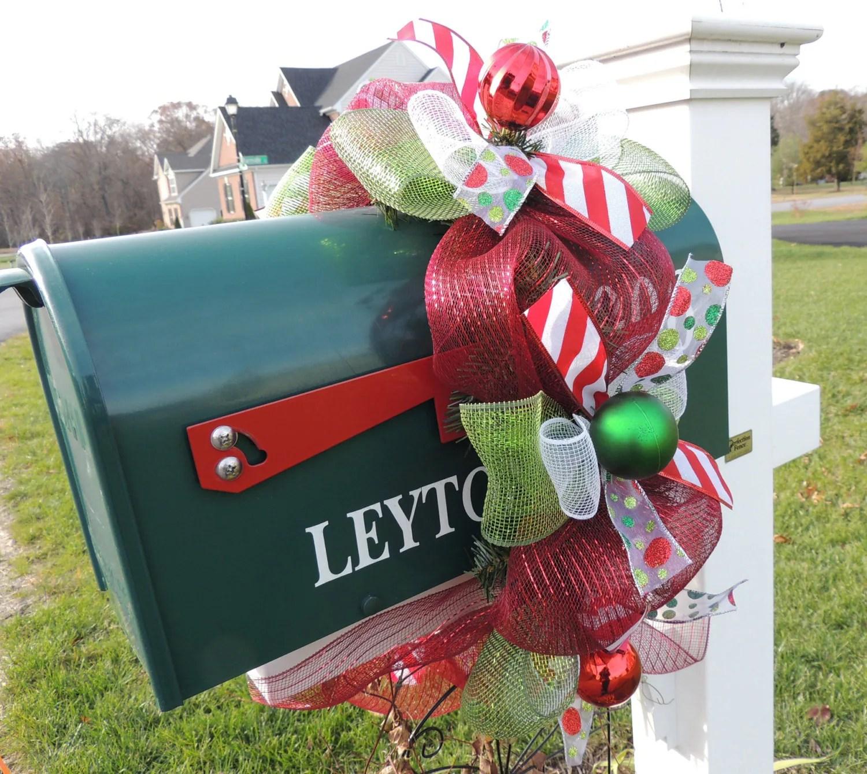 Attaching Mailbox Post