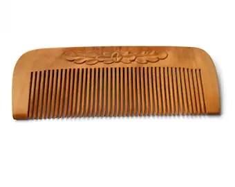 wood hair b wooden hair bs hand wood by mariya4woodcarving