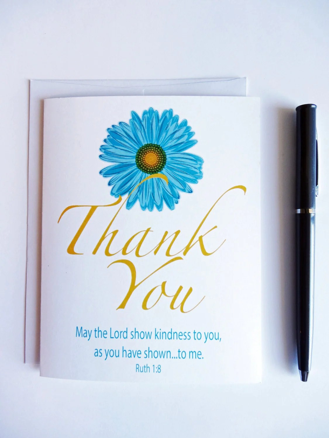 Thank You Cards Set Thank You Notes Blank Note Cards