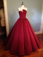 Formal Gown, Wedding Gown, Modern Evening Wear, Silk, Ballgown, Custom Made, More Colors Available. Sizes 2-20