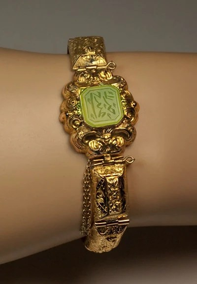 Jewelry Made Out Jade