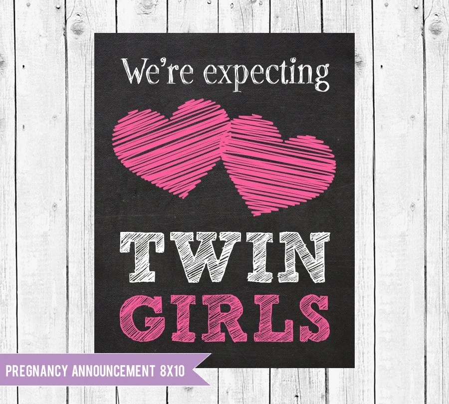 Printable Baby Announcements